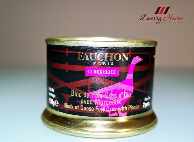 fauchon foie gras goose liver recipe ideas