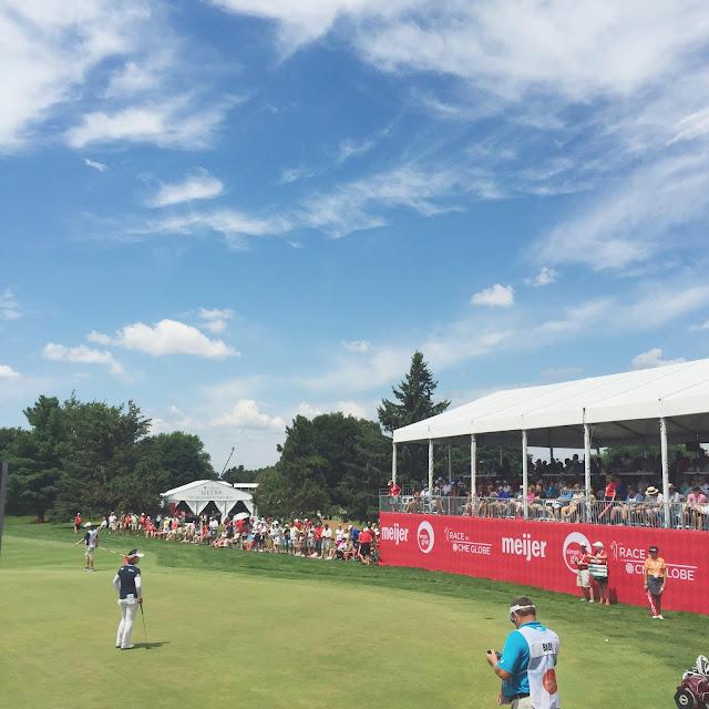 Meijer LPGA, Grand Rapids, Golf