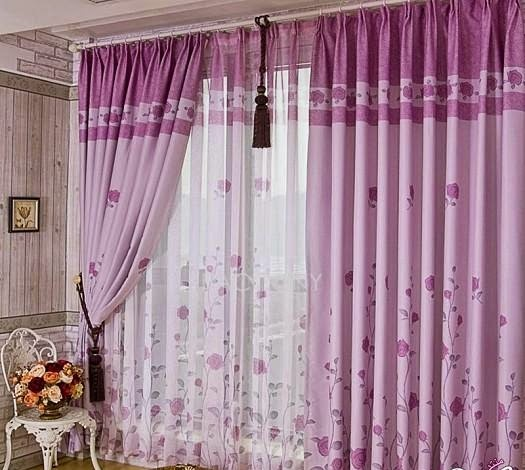 Top Trends Living Room Curtain Styles