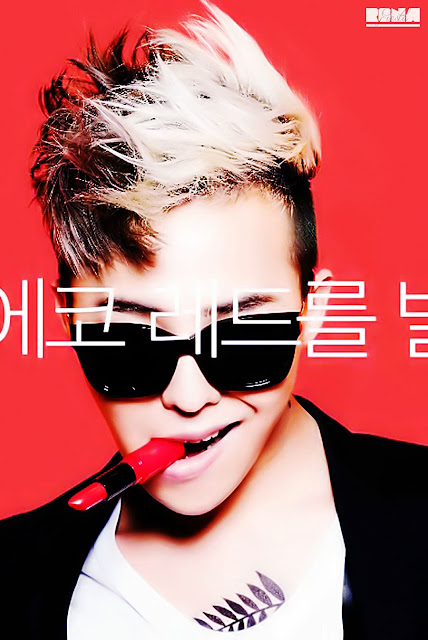 Image of BIGBANG GD for the Saem - pinknomenal.blogspot.com