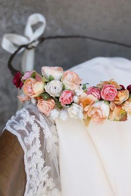 wianek, wianek na ślub, wesele