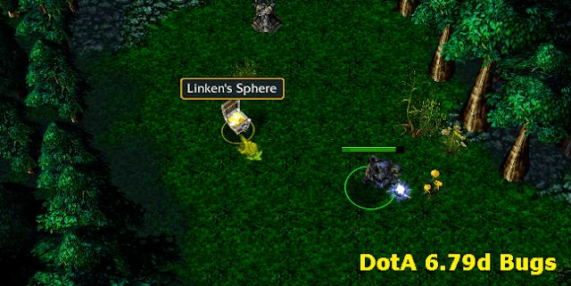 DotA 6.79d Bug