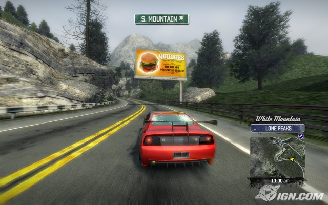 Screenshoot, Link MediaFire, Download Burnout Paradise The Ultimate Box RIP Link MediaFire | Mediafire