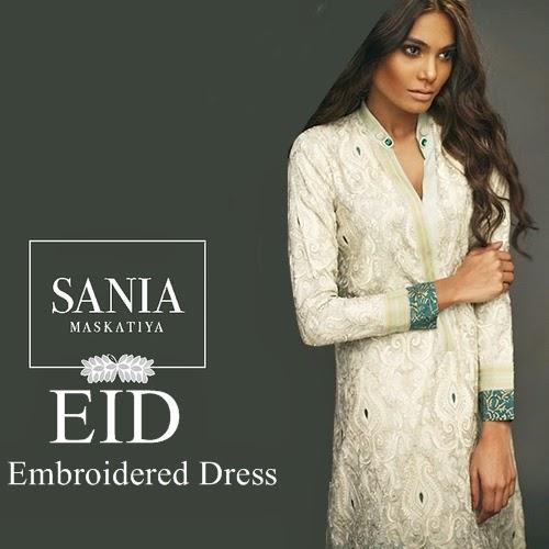 Saniya Maskatiya Eid Collection 2014