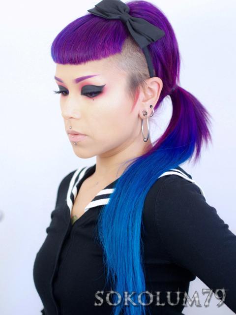 Sokolum Rebelle Clip In Hair Extensions Ponytail