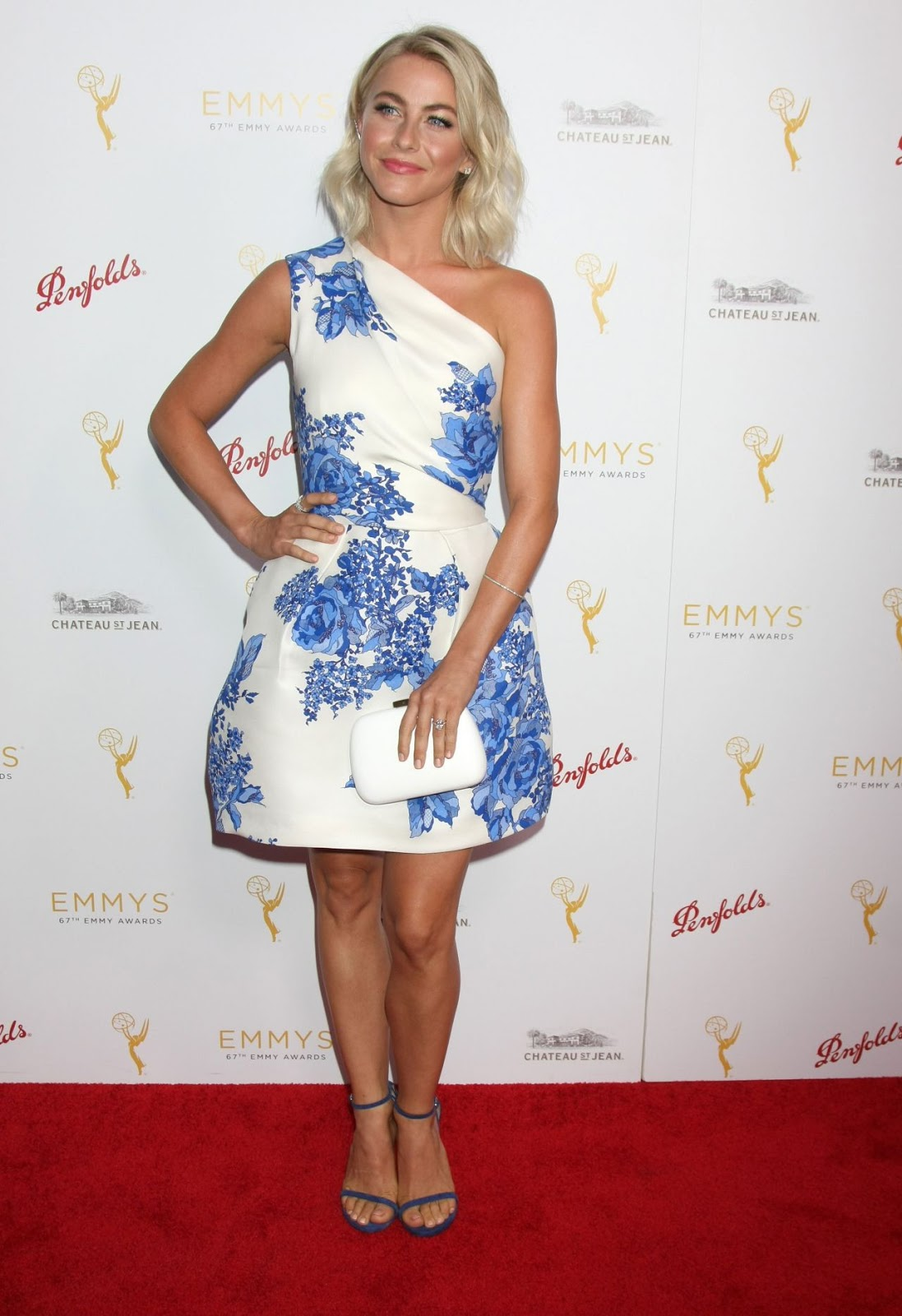 Julianne Hough – 2015 Emmy Awards Nominees Cocktail Reception in Beverly Hills