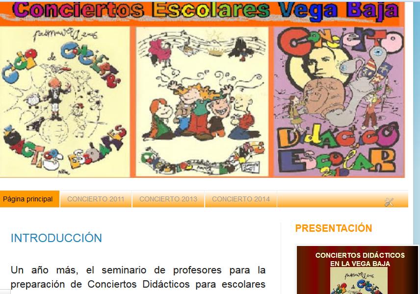 http://www.conciertosescolares.blogspot.com.es/