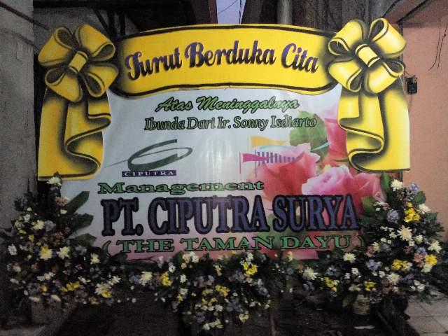 Toko Karangan Bunga Kota Surabaya & Florist Online