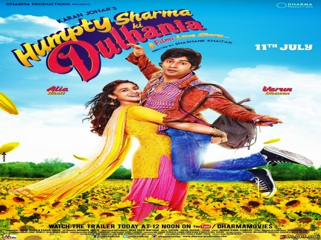 Humpty Sharma Ki Dulhania 2014 Movie Watch Online