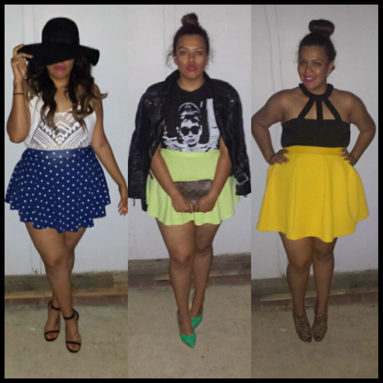 Watch - How to skater wear skirt for work video
