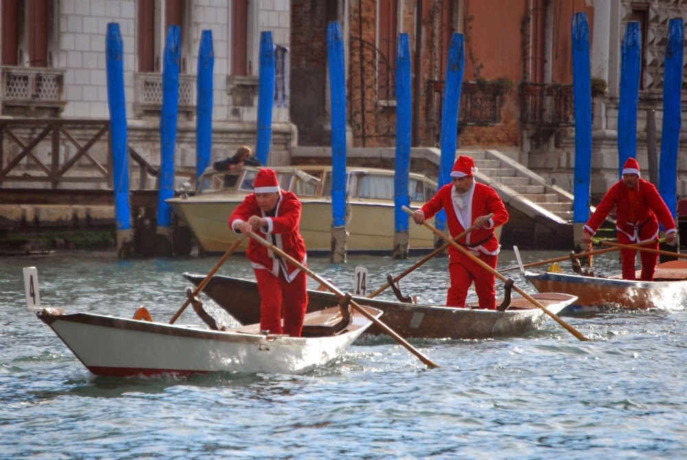 Merry Christmas from venice