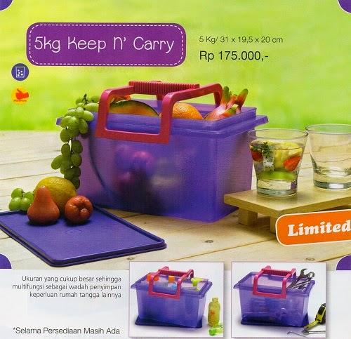 Keep N Carry Tupperware