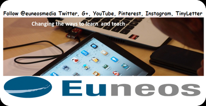 I am Curator, Trainer and Social Media Manager for Euneos