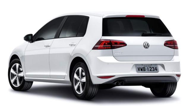 Novo VW Golf 2016 MSI 1.6 16V - Automático Comfortline