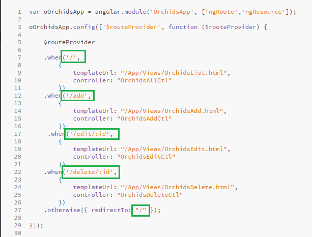 How to Design an AngularJS SPA with CRUD operations for OData RESTful Web API          4