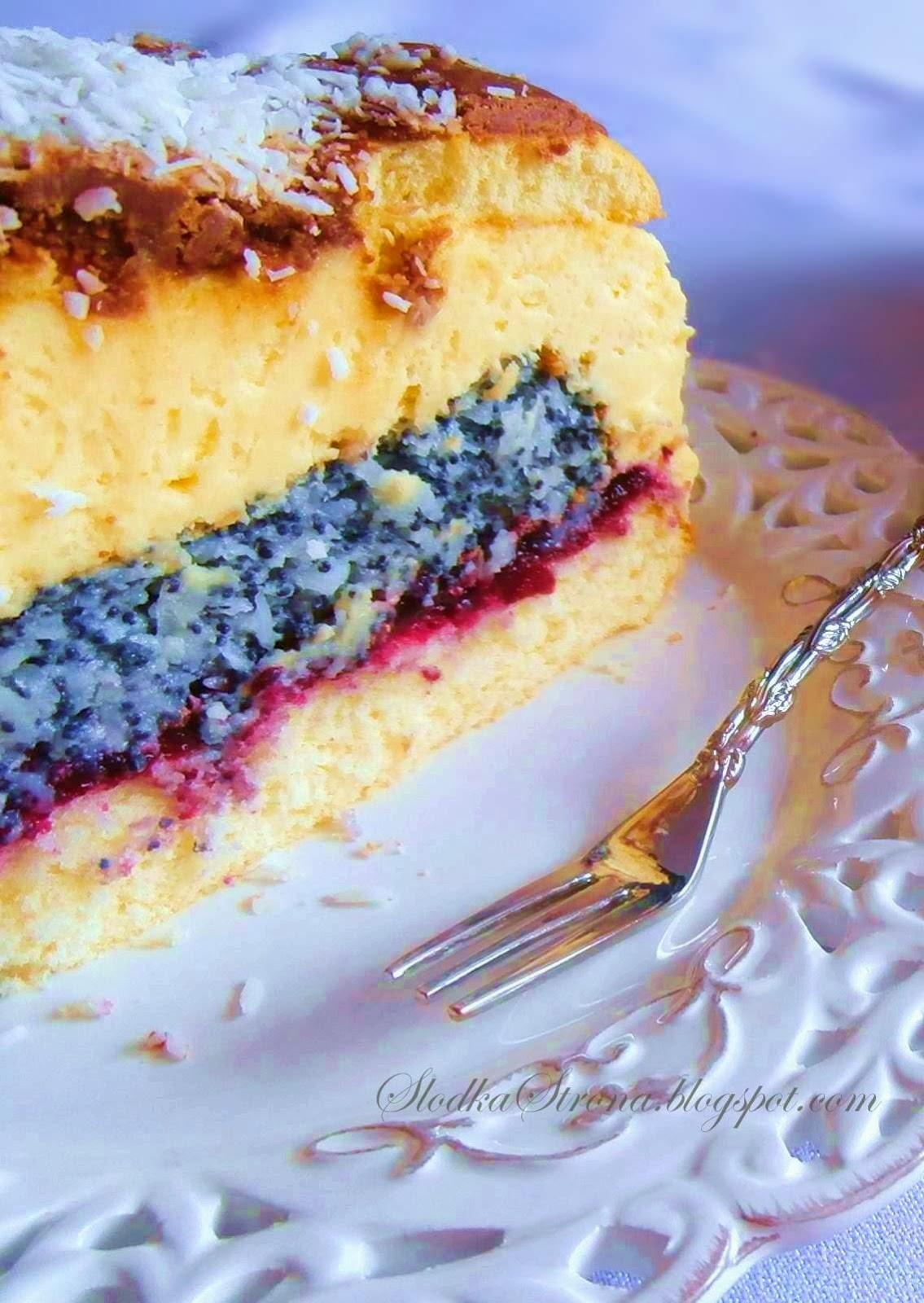 Ciasto Pijak - Słodka Strona