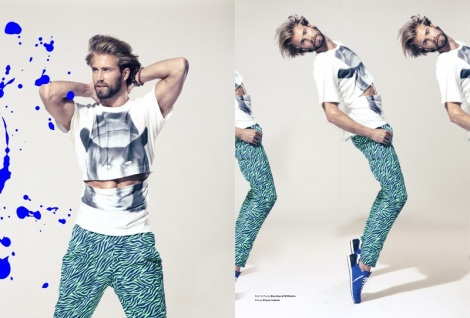 Tom Bull in ADON Magazine