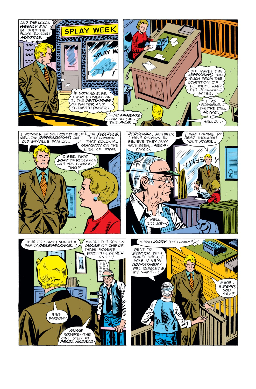 Captain America (1968) Issue #222 #136 - English 11
