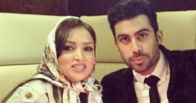 Amazing Pic: Ronak younesi And Husband