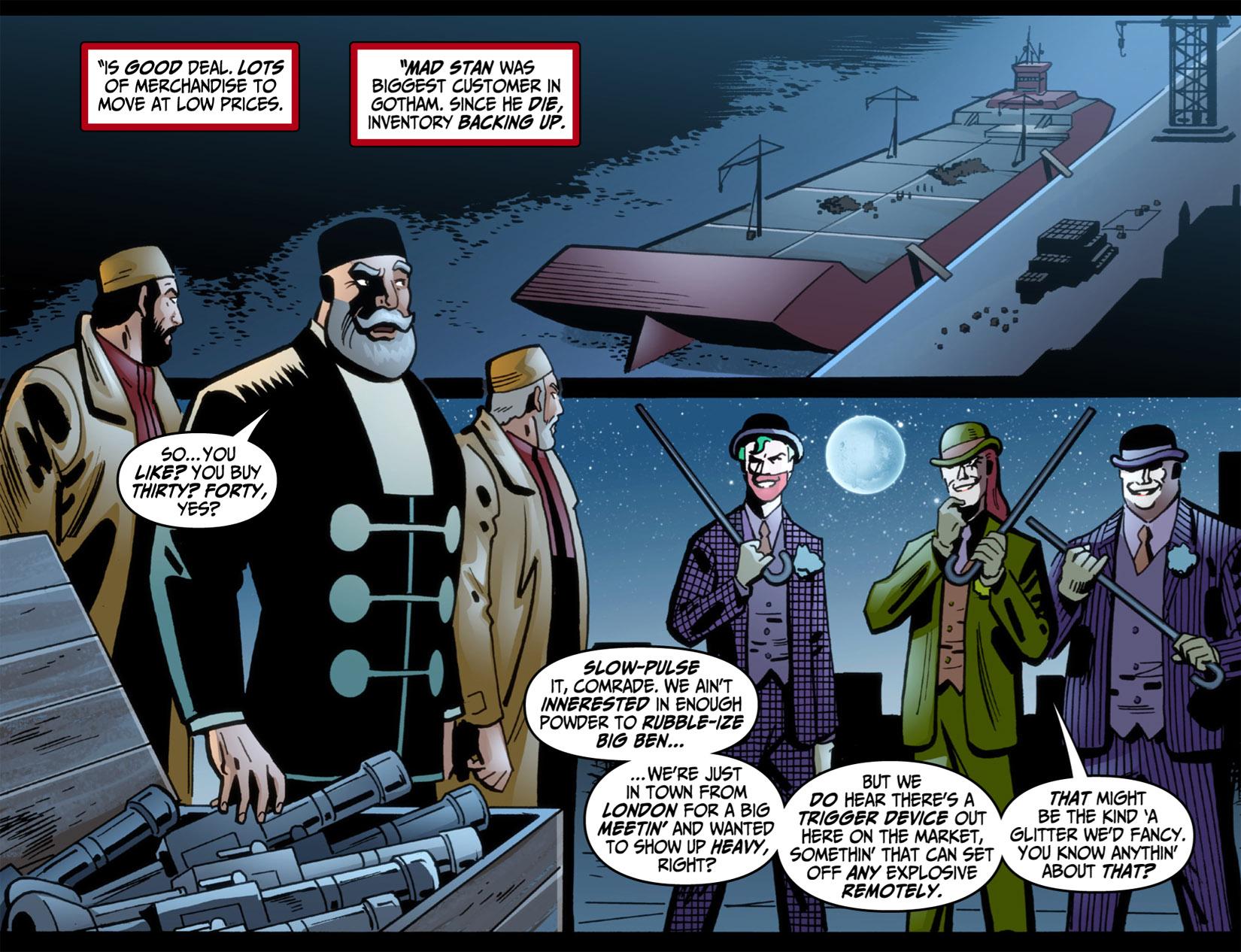 Batman Beyond (2012) Issue #3 #3 - English 3