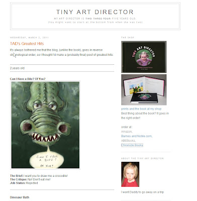 The Tiny Art Director