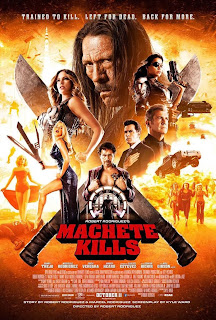 Machete Kills (Machete 2) 2013