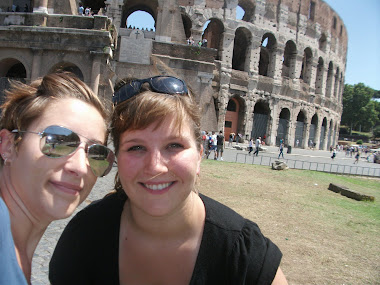 Canoodling at the Colliseum