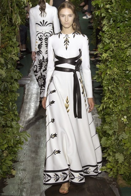 I am a Woman in Love: Fashion 2014: Valentino Print Evening Dresses ...