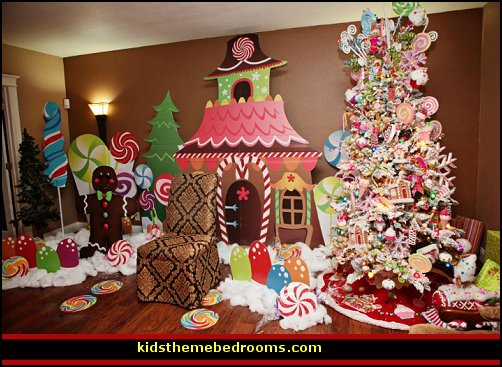 christmas decorations theme home design idea