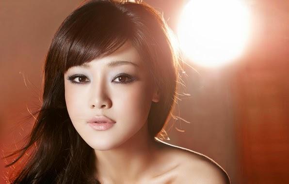 chinese hot girl wallpaper - photo #25