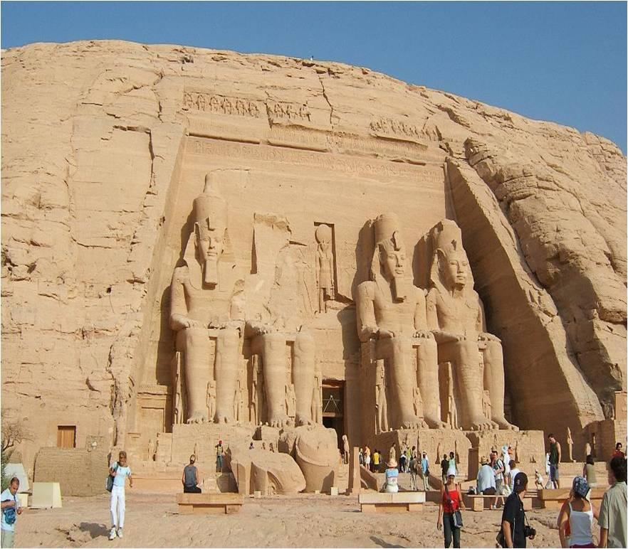 Arquitectura en la historia arquitectura de egipto for Arquitectura egipcia