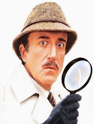 Clouseau, pantera, rosa