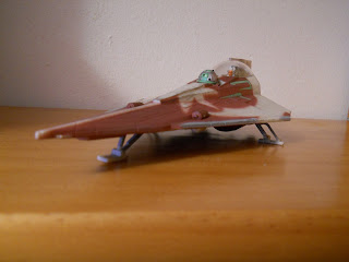 modelismo fantástico : naves de Star Wars
