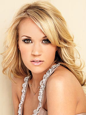 carrie underwood hair half up. carrie underwood hair half up