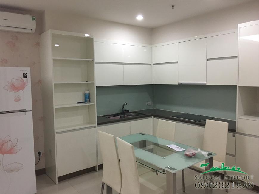 Cho thuê căn hộ tầng 3 diện tích 95m2 tại Saigon Airport