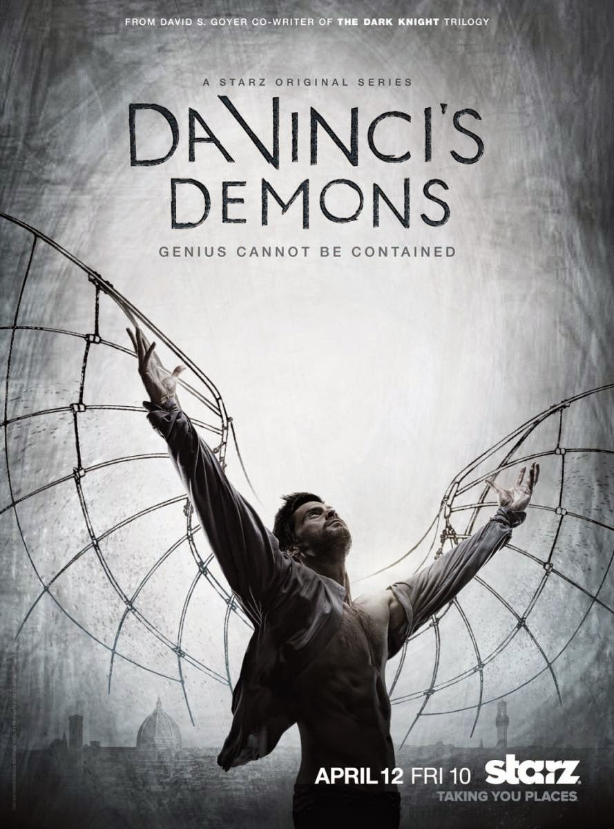 Da Vinci's Demons – Todas as Temporadas Dublado / Legendado (2013)