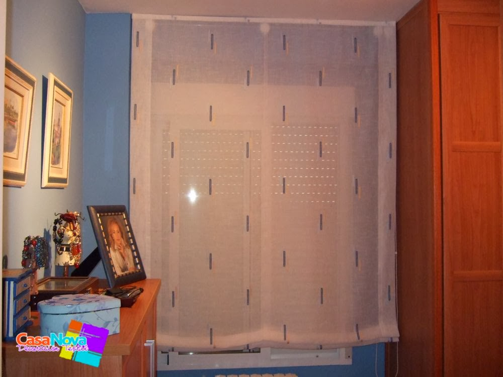 Estores narnia cortinas estor enrollable paneles - Cortinas estores enrollables ...