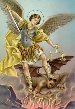 Sancte Michael Archangele.