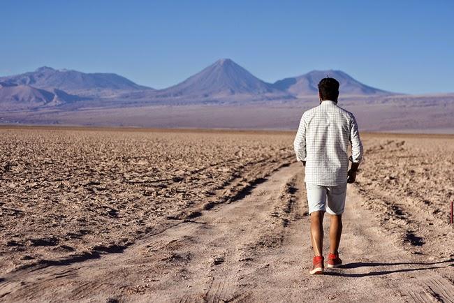 Resultado de imagen de caminar por el desierto