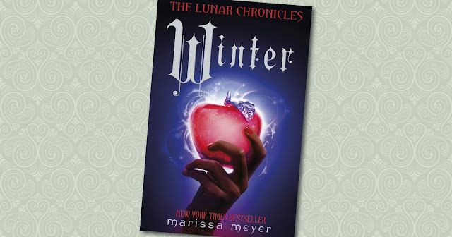 Winter Marissa Meyer Cover