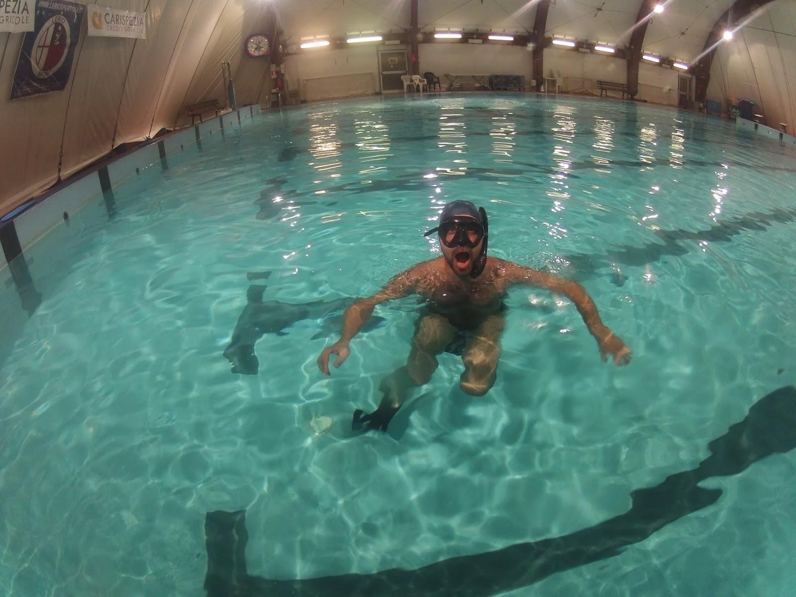 La trib diving academy sempre operativissimi - Dive per sempre ...