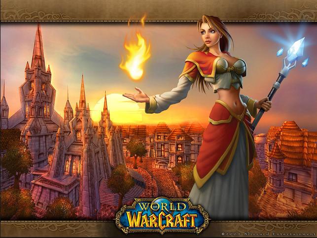 Game World of Warcraft (WOW) Mencatatkan Penambahan 200 Ribu Pemain