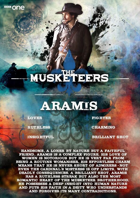 Ngự Lâm Quân Phần 1 - The Musketeers