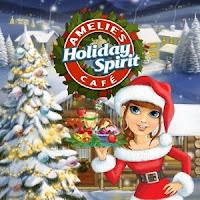 Download PC Game Amelie's Cafe: Holiday Spirit (Mini Game) (Mediafire Link)