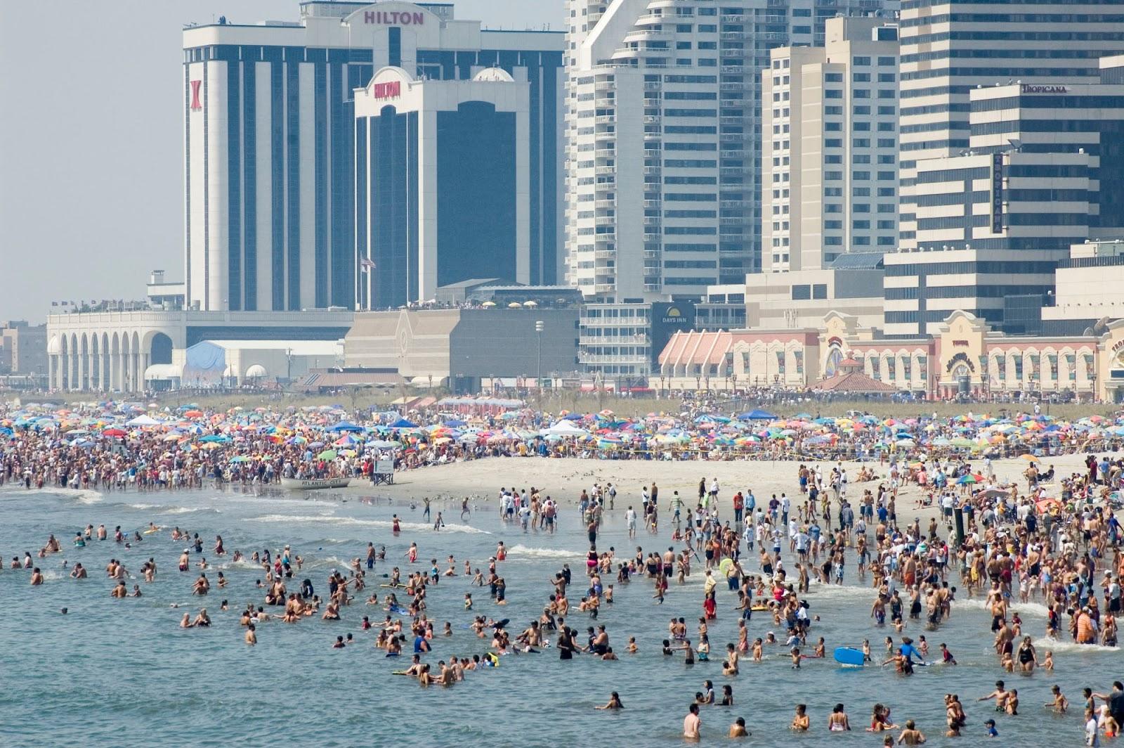Beaches Near Atlantic City Nj
