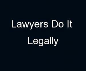 Lawyers, do it legally, meme