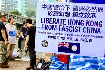 • Is Hong Kong's 'Umbrella Revolution' a New Tiananmen? By HANNA KOZLOWSKA