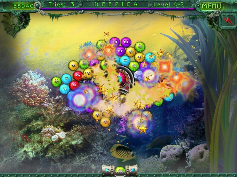 Deepica-Game-Screenshot-Gameplay-2