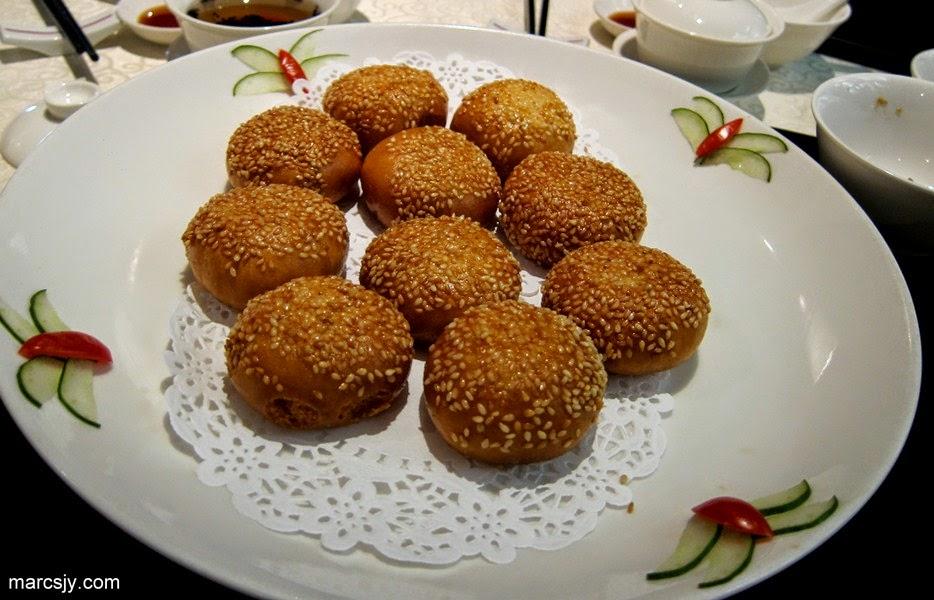 Experience Having Dim Sum at Si Chuan Dou Hua Restaurant, Parkroyal Hotel