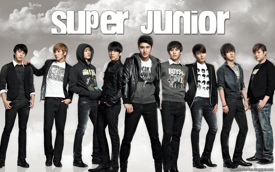 ME: ♥2PM♥SHINee♥Super Junior♥
